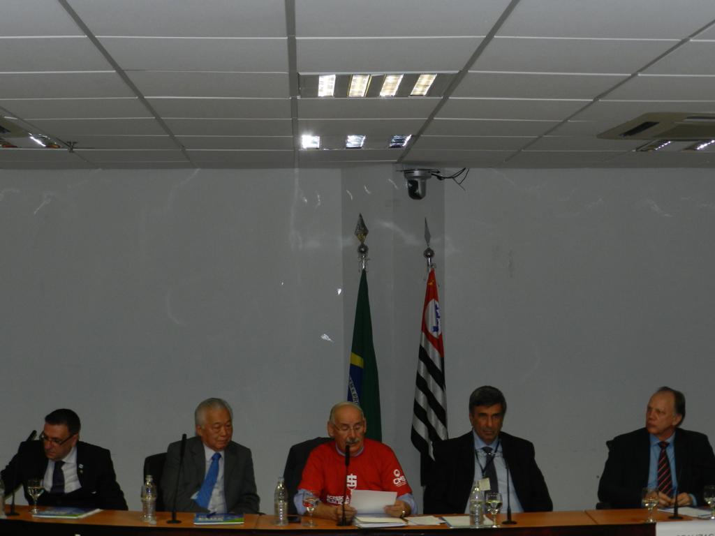 Autoridades participam de fase estadual do movimento das santas casas e hospitais filantrópicos.