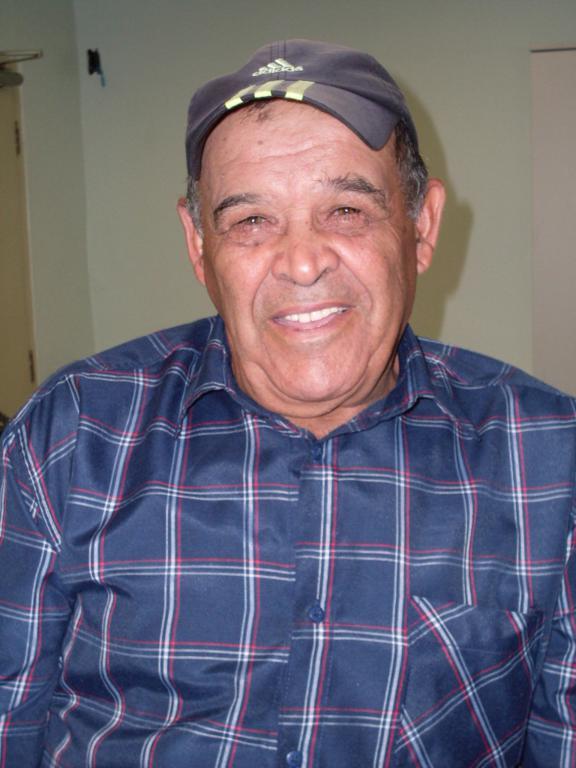 Osmar José Alves - Faxineiro